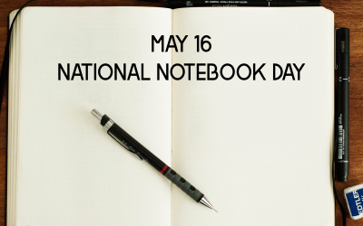 National Notebook Day!
