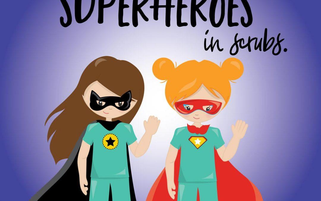 Superhero Nurses